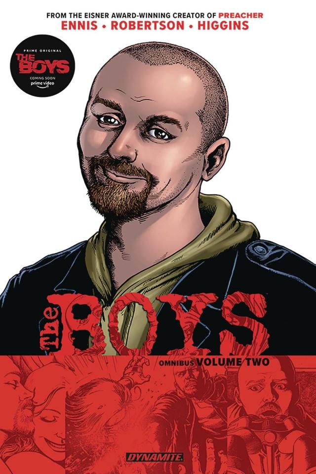The Boys Vol. 2 (Robertson Signed Omnibus)