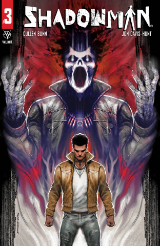 Shadowman #3 (Kirkham Cover)