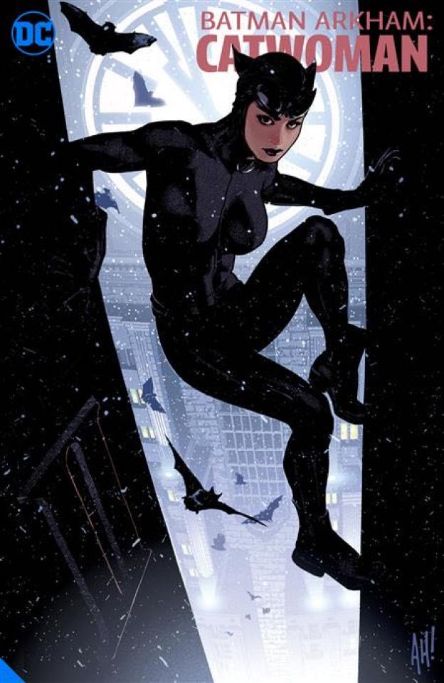 Batman Arkham: Catwoman