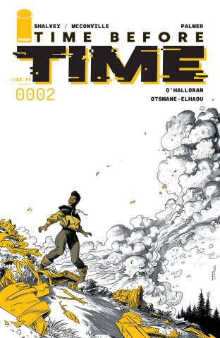 Time Before Time #2 (Shalvey Cover)