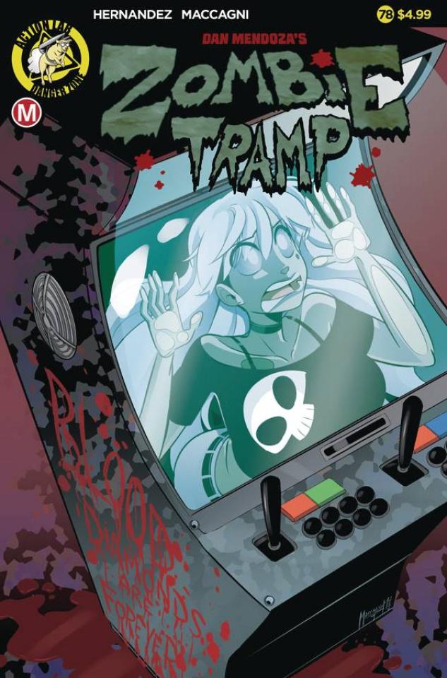 Zombie Tramp #78 (Maccagni Cover)