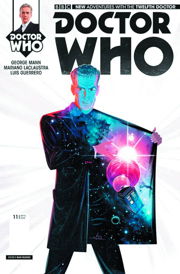 Doctor Who: New Adventures with the Twelfth Doctor #11 (Hughes Cover)
