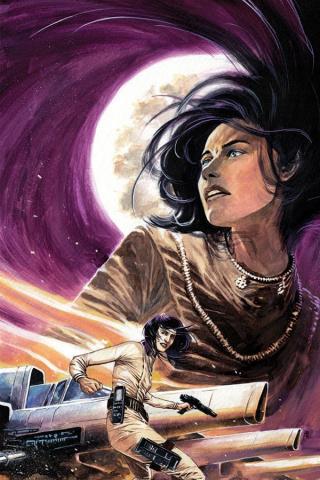 Battlestar Galactica Classic #4 (10 Copy Rudy Virgin Cover)