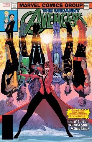 Uncanny Avengers #28 (Malin Cover)