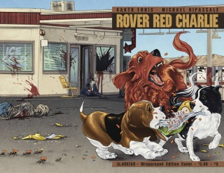 Rover Red Charlie #5 (Wrap Cover)