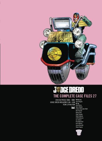 Judge Dredd: The Complete Case Files Vol. 27