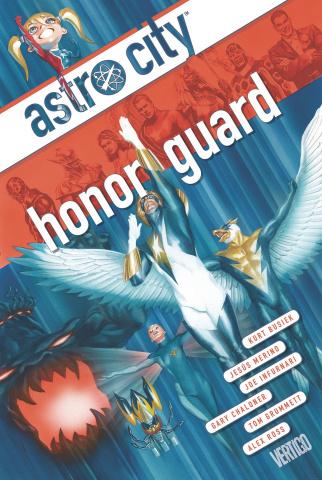 Astro City: Honor Guard