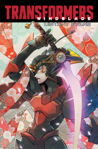 The Transformers: Windblade - Distant Stars