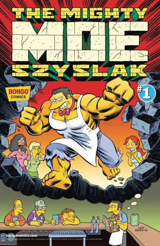 The Mighty Moe Szyslak #1