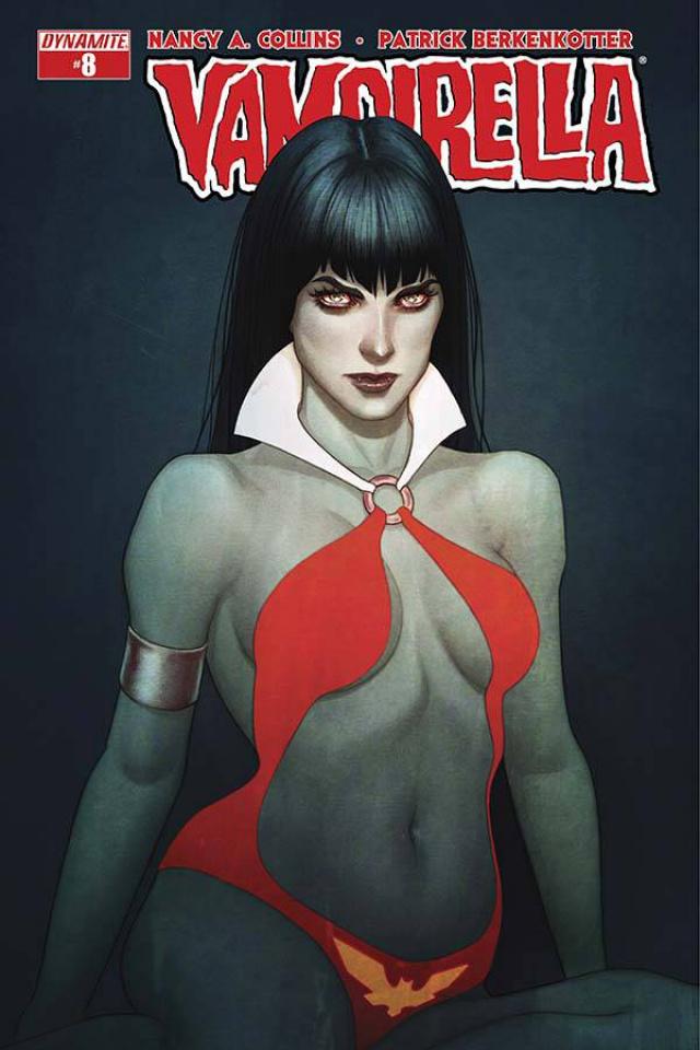 Vampirella #8 (Frison Cover)
