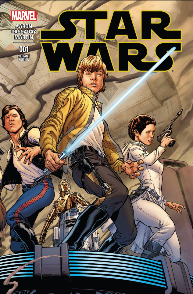 Star Wars #1 (Quesada Cover)