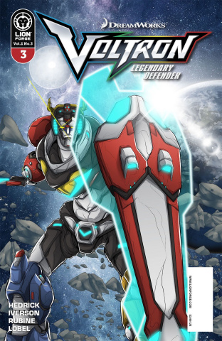 Voltron: Legendary Defender #3