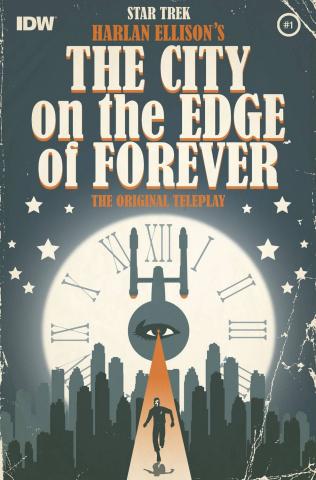 Star Trek: The City on the Edge of Forever #1