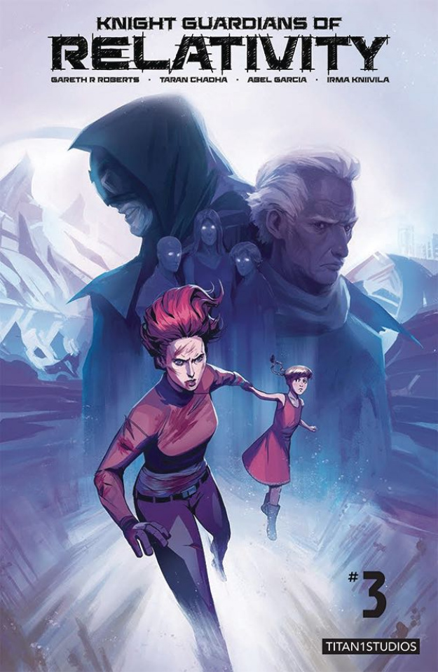 Knight Guardians of Relativity #3