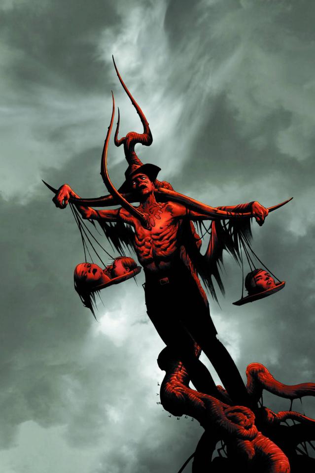 Trinity of Sin: The Phantom Stranger #10