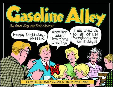 Gasoline Alley Vol. 1