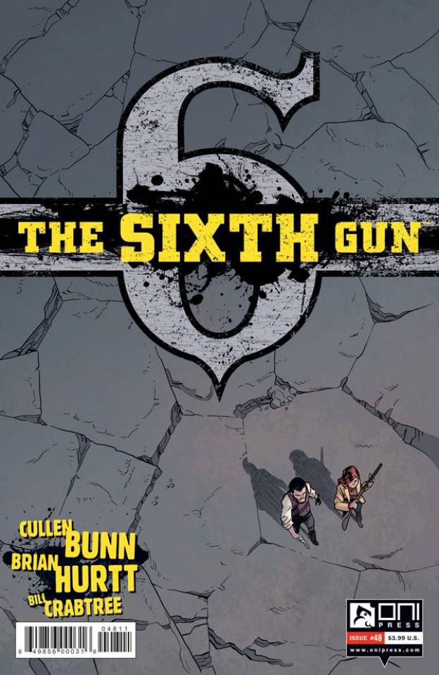 The Sixth Gun #48