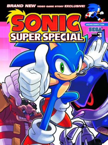 Sonic: Super Special Magazine #3