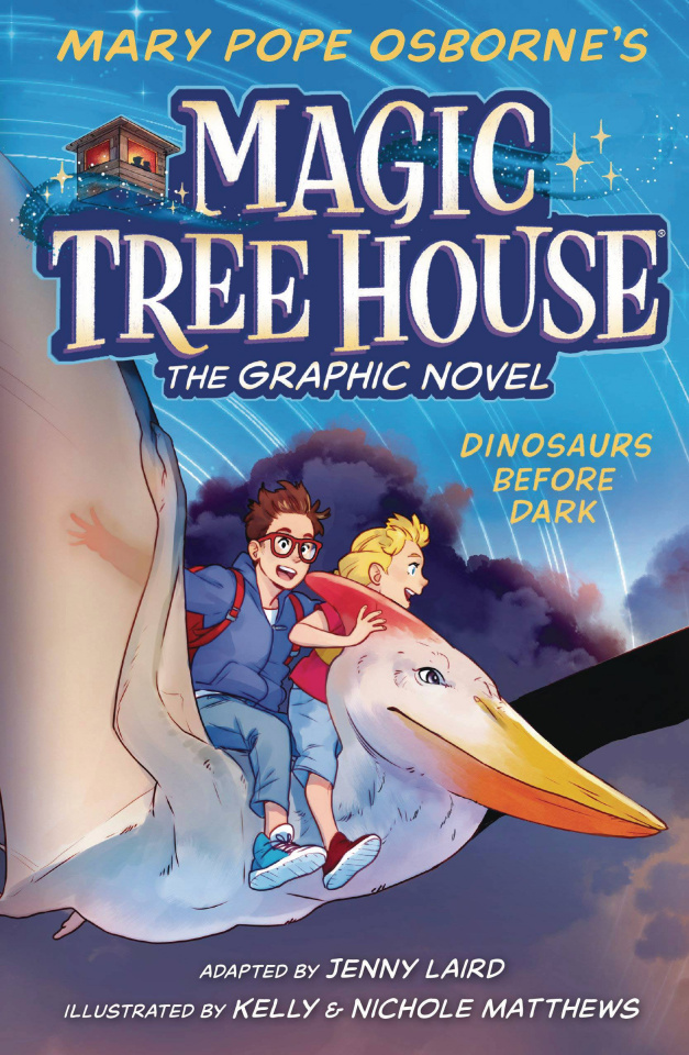 Magic Tree House Vol. 1: Dinosaurs Before Dark