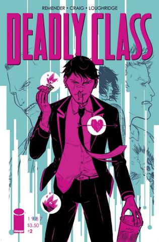 Deadly Class #2