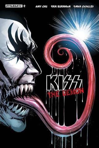 KISS: The Demon #2 (Mandrake Homage Cover)
