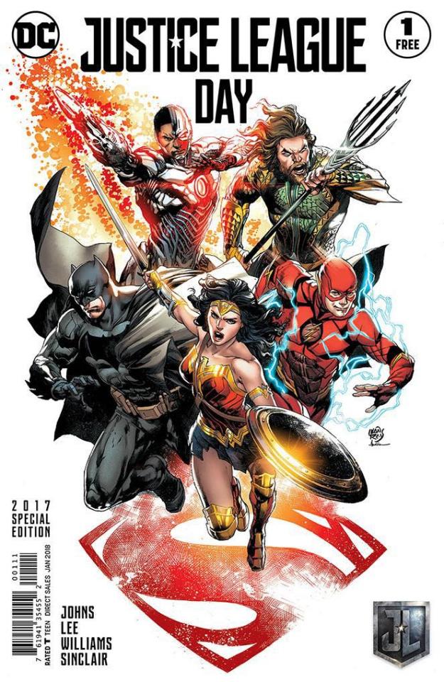Justice League #1 (Special Edition)