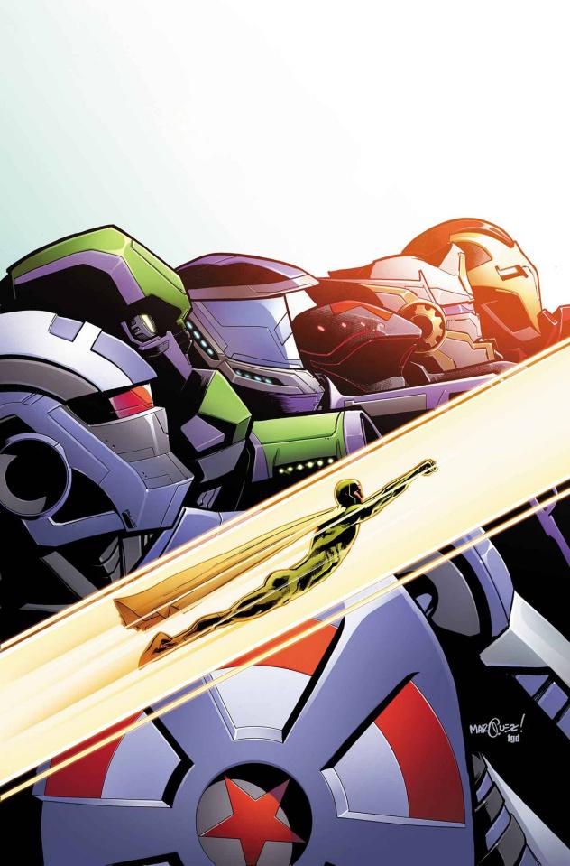 Avengers AI #11