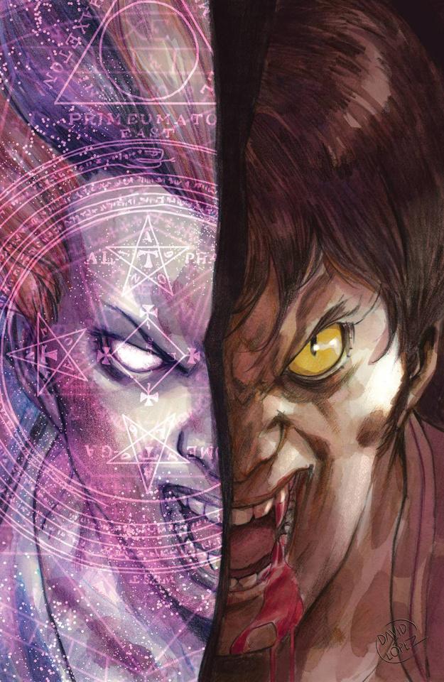 Buffy the Vampire Slayer #23 (Lopez Cover)