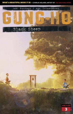 Gung-Ho #3 (Kummant Cover)
