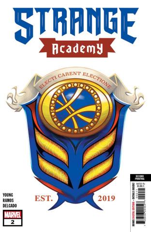 Strange Academy #2 (2nd Printing)