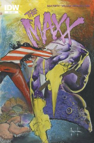 The Maxx: Maxximized #15
