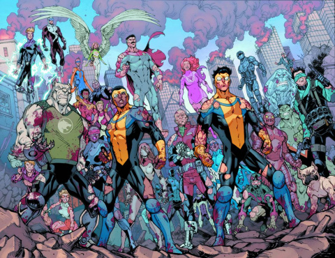 Invincible Universe #1