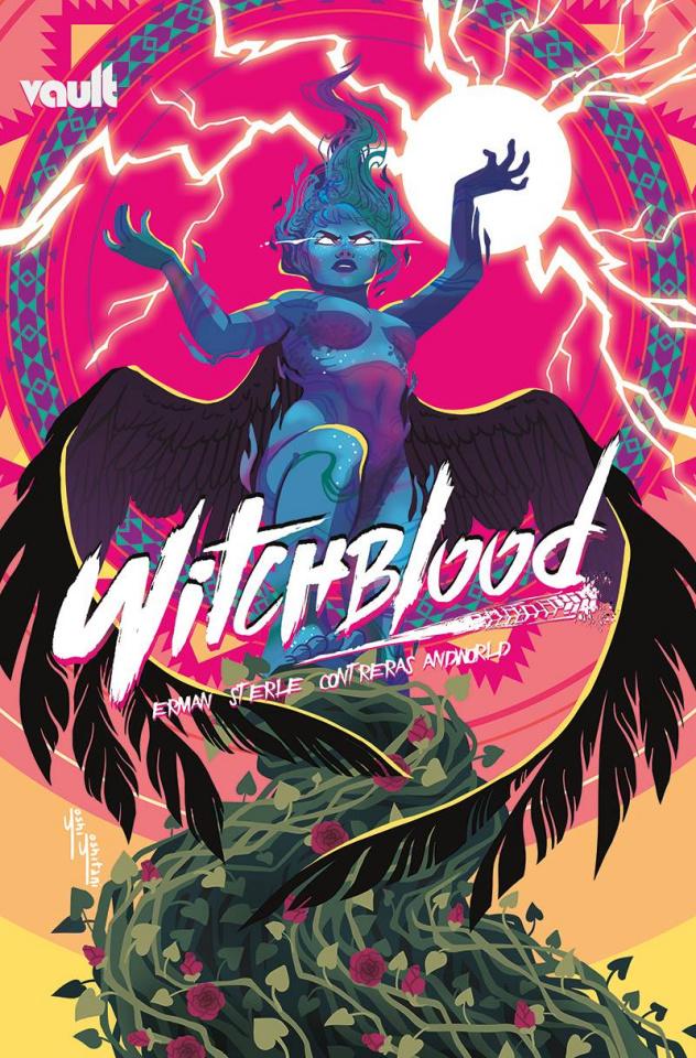Witchblood #5 (Yoshitani Cover)