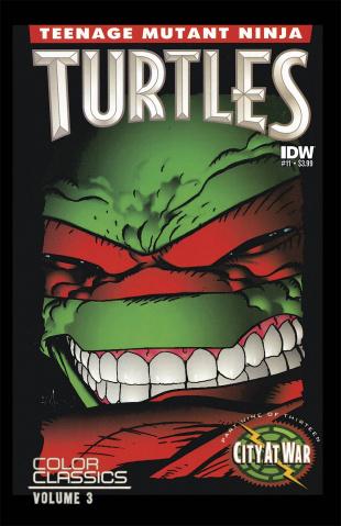 Teenage Mutant Ninja Turtles Color Classics: Series 3 #11
