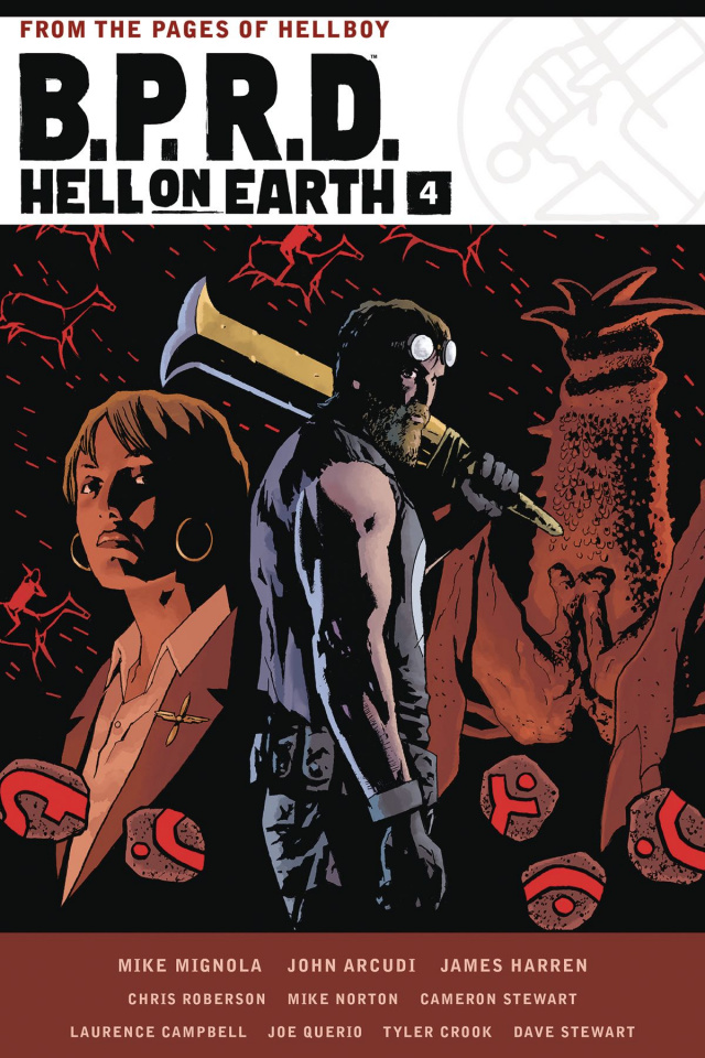 B.P.R.D.: Hell On Earth Vol. 4