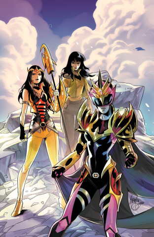 Power Rangers: Drakkon - New Dawn #2 (10 Copy Mora Cover)