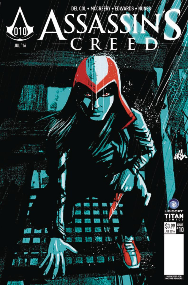 Assassin's Creed #10 (Jake Cover)