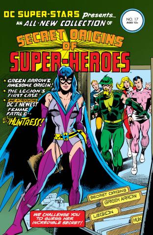 DC Super Stars #17 (Facsimile Edition)