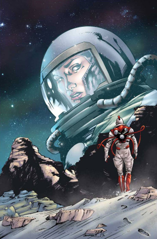 Divinity II #3 (20 Copy Carnero Cover)