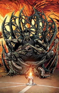 Grimm Fairy Tales: Satan's Hollow #4 (Spay Cover)
