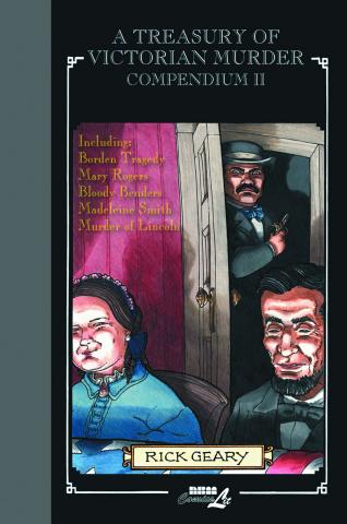 A Treasury of Victorian Murder Compendium 2