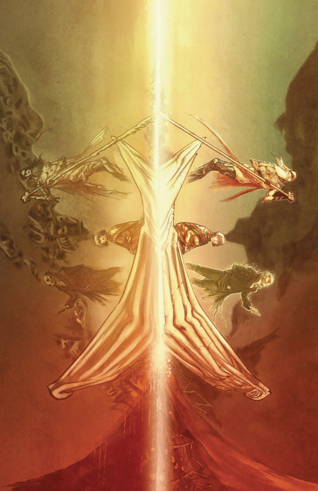 Her Infernal Descent #1 (Charles Cover)