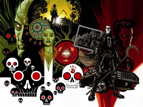 Shadowman #0 (Johnson Cover)
