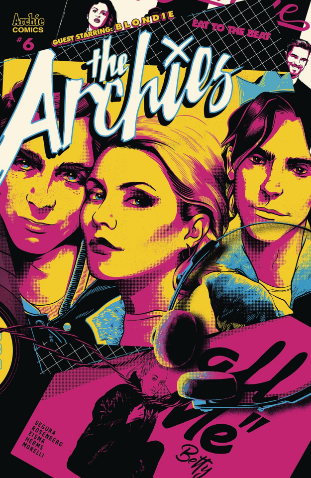 The Archies #6 (Taylor Cover)