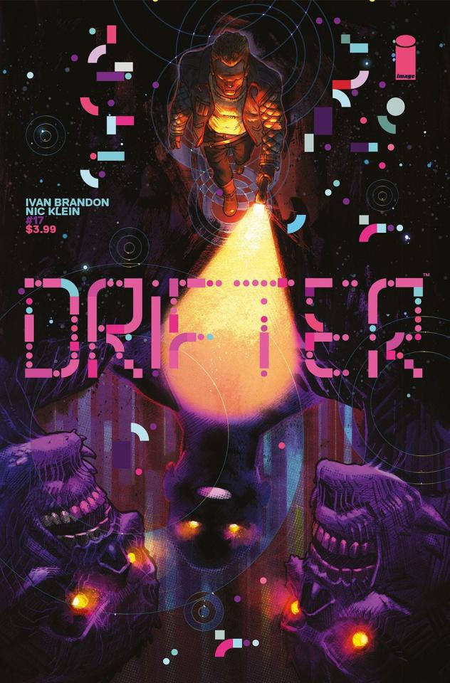 Drifter #17 (Hawthorne Cover)