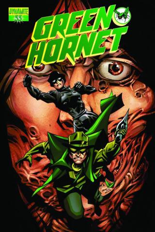 The Green Hornet #33