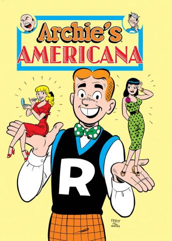 Archie's Americana Box Set: 1940-1970