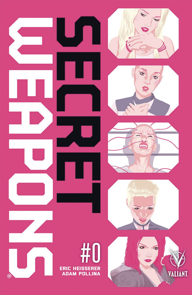Secret Weapons #0 (Allen Cover)
