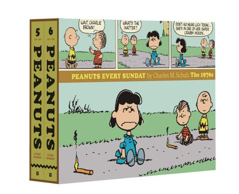 Peanuts Every Sunday The 1970s (Box Set)