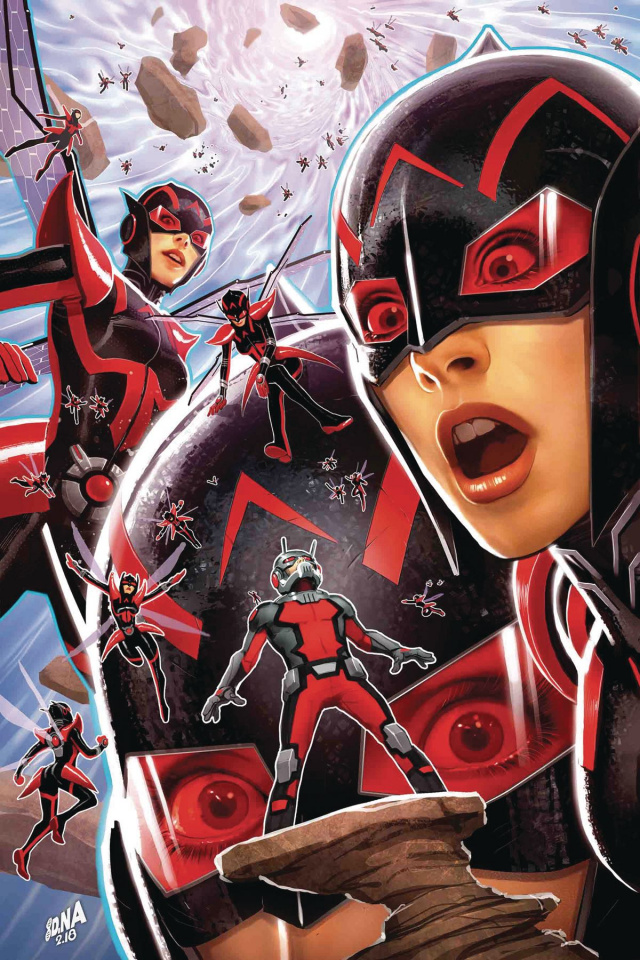 Ant-Man and The Wasp #2